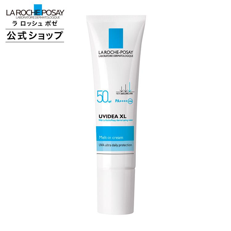 公式 UVイデア XL 30mL 無色 送料無料新品 無香料 日焼け止め オンラインショッピング 正規品 PA++++ UVケア 50 SPF ラロッシュポゼ