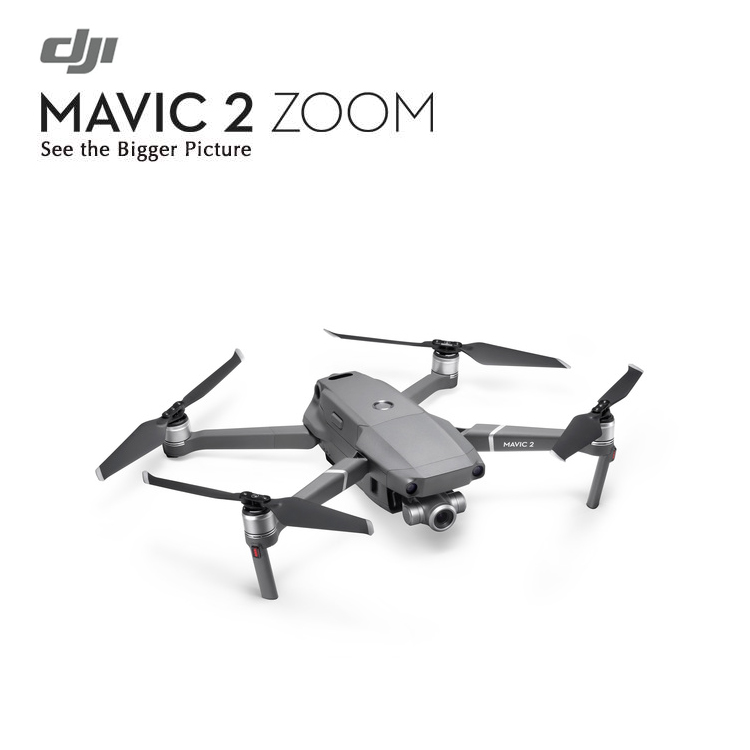 DJI Mavic 2 Zoom ドローン マビック プロ 光学 ズームレンズ 空撮 カメラ HD 動画 4K
