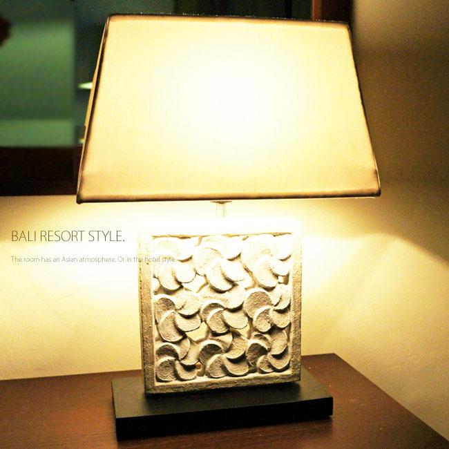 Lati.: I Wear Table Lamp Bedroom Lamp Bali Style Lamp Flower ...