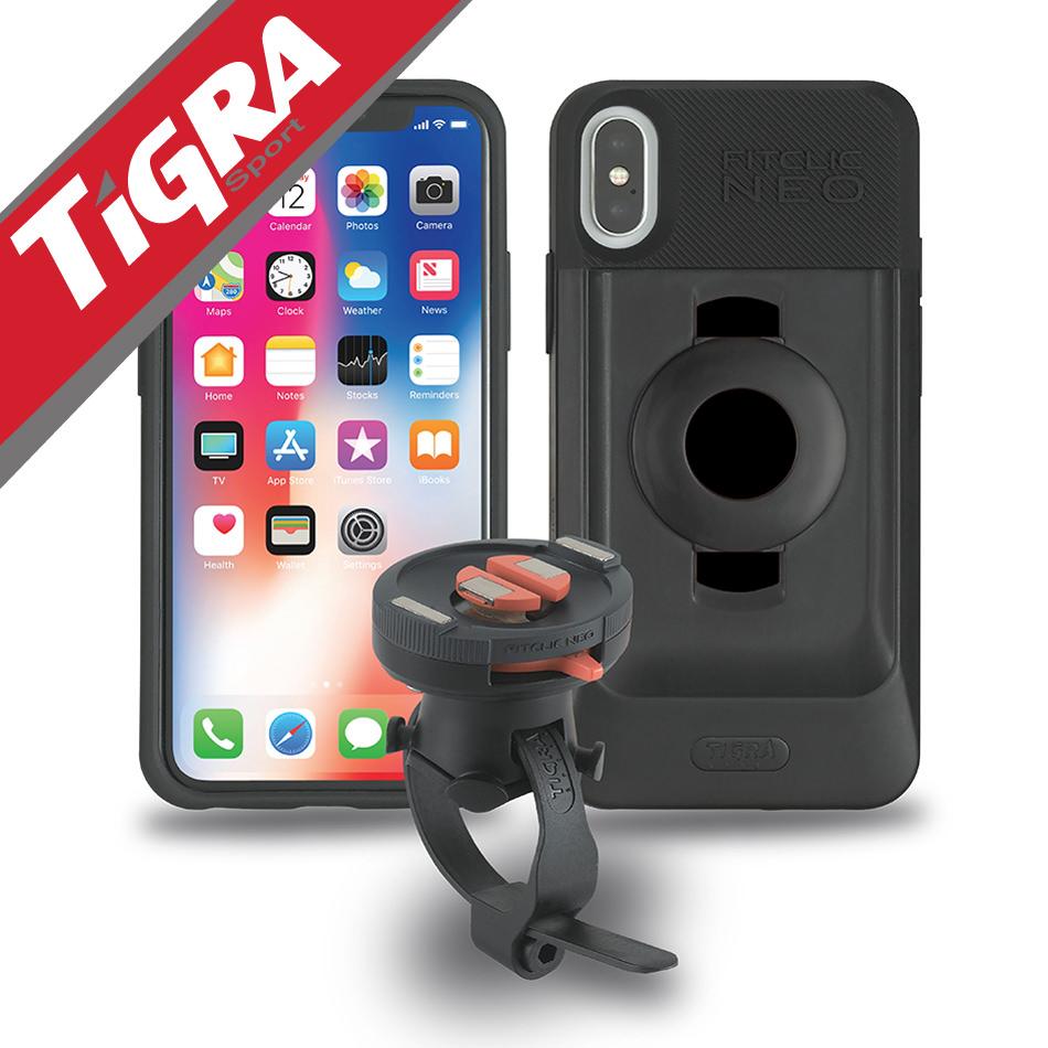 Tigra Sport Fitclic Bike Kit for iPhone XR