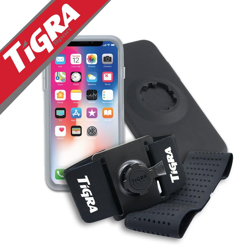 たった2タッチで着脱!肌に触れる面が50%カットされた快適モデル!TiGRA Sport MountCase RUN KITが登場! アームバンド ランニング iPhone X iPhone8 iPhone7 Plus スマホ iPhone SE 5S iPhone6s iPhone6 スマートフォン ジョギング| ランニングアクセサリー スマホホルダー 腕 アイフォン7 アーム アイフォン6s ホルダー 携帯ホルダー スマートフォンホルダー 防水カバー