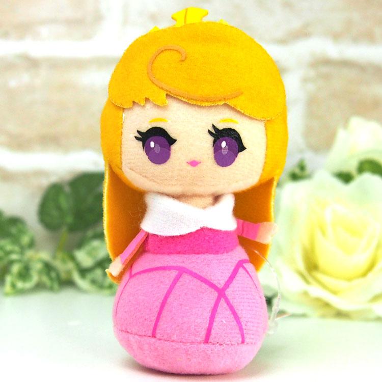 Disney sleeping beauty toy-mini bean bag (Aurora) ★ Disney Princess ★  [374204]