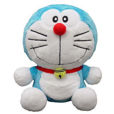 -Plush Toy/small (Doraemon)