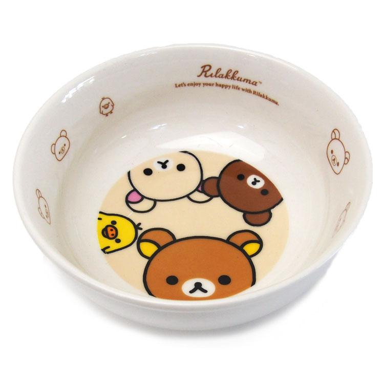 キャラクター ご予約品 食器 雑貨 サンエックス リラックマ グッズ 人気商品 ハッピーライフ ラーメン丼 362056