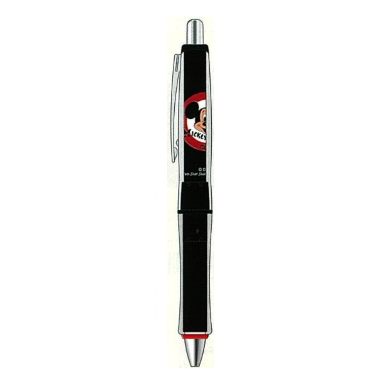 The Disney Mickey goods Dr Grip G specifications ball-point pen black  Mickey Mouse club second