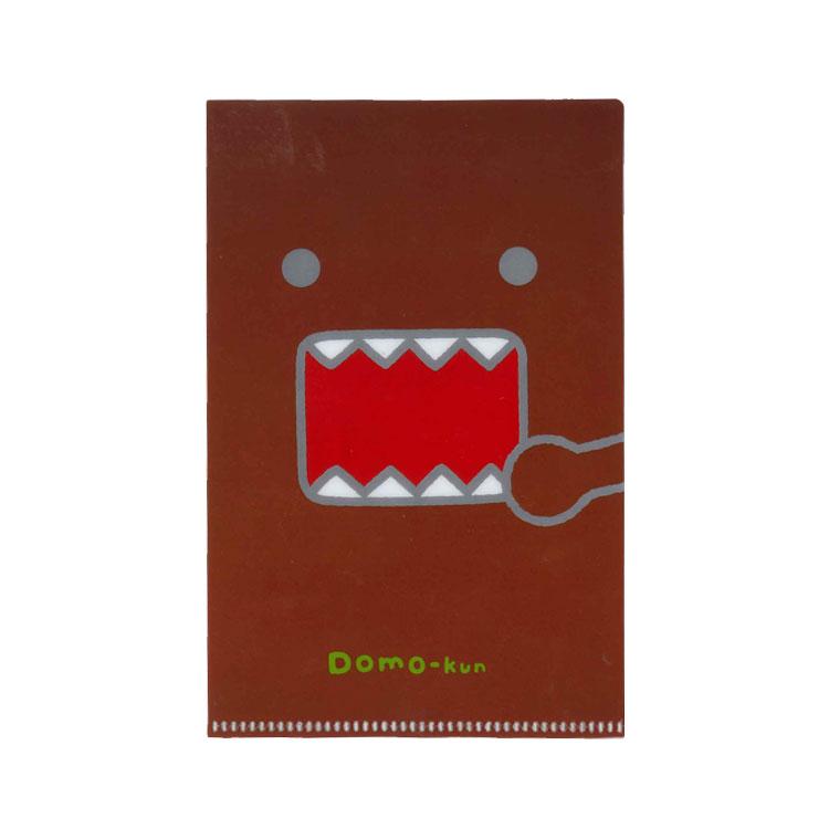 クリアファイル B7 秀逸 シール キャラクター NHK どーもくん ファイルシールセット グッズ ショッピング アウトレット ラッピング不可 862013