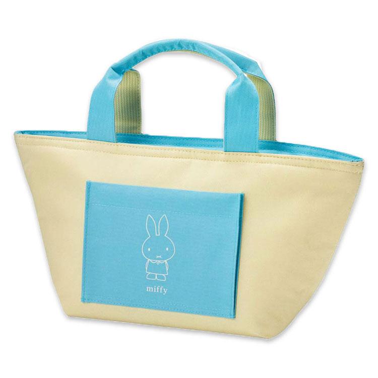 保冷 ランチバッグ ランチトート ランチトートバッグ 保冷バッグ 弁当 安心の実績 18%OFF 高価 買取 強化中 グッズ 153037 キャラクター ミッフィー いっぱいミッフィー