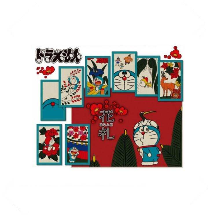 おもちゃ 注文後の変更キャンセル返品 日本未発売 玩具 カードゲーム キャラクター ドラえもん グッズ 花札