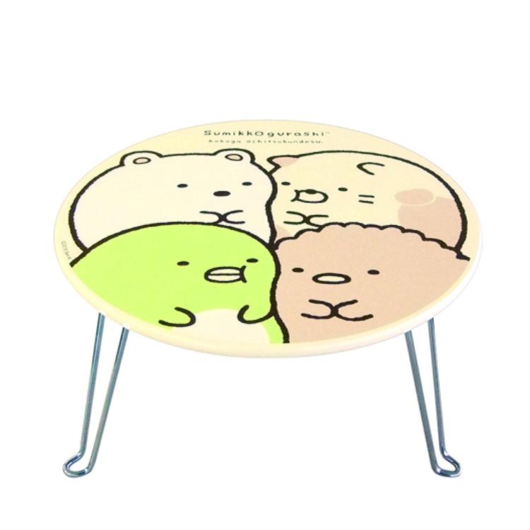 テーブル アイテム勢ぞろい ミニ すみっコぐらし ミニテーブル 530018 《週末限定タイムセール》 グッズ