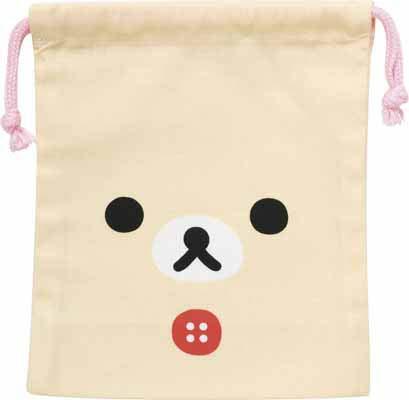 Cup pouch ( korilakkuma ) ★ lunch item ★ ★ Diecast & face series ★