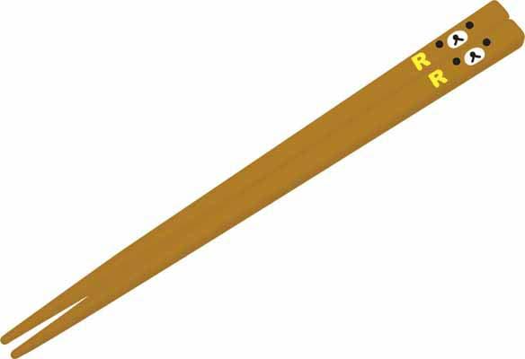 Rilakkuma lunch toy chopsticks & case ★ lunch item ★ ★ Diecast & face series ★