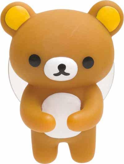 Rilakkuma toy toothbrush holder (rilakkuma) ★ Diecast & face series ★ ★ think goose ★ ★ 7 anniversary anniversary ★