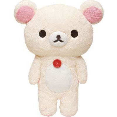 1-Stuffed/large ( korilakkuma ) ★ My only Rilakkuma ★.