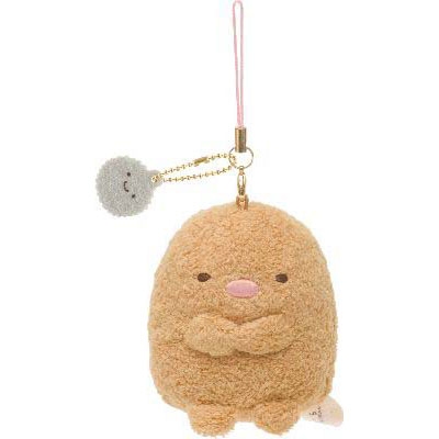 -Plush mascot ( tonkatsu + dust )