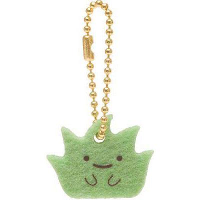 -Plush mascot ( cat + ざっそう )