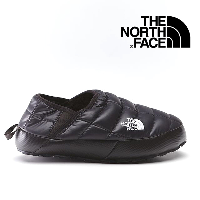THE NORTH FACE(ザ・ノースフェイス)Men's Thermoball Traction Mule V T93UZNKY4 トラクションミュール メンズ シューズ 靴 防寒 冬 BLACK 黒