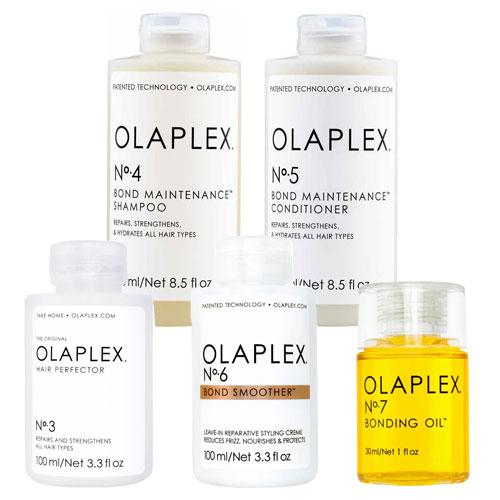 オラプレックス No.3 4 5 6 7 ボンド メンテナンス シャンプー & コンディショナー & ヘアパーフェクター & リーブイン トリートメント ヘアオイル Olaplex Bond Maintenance Shampoo & Conditioner & Hair Perfector & Bond Smoother