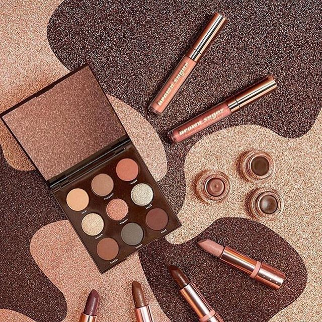 限定☆COLOURPOP x KARRUECHE カラーポップ BROWN SUGAR COLLECTION 全10点セット