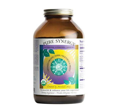 シナジーカンパニー ピュアシナジー 【パウダー 354g】 Pure Synergy USDA Organic Green Superfood 12.5 oz Powder