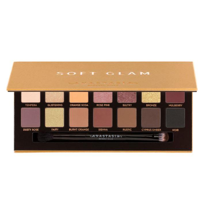 アナスタシア ビバリーヒルズ ソフトグラム アイシャドウパレット Anastasia Beverly Hills Soft Glam Eyeshadow Palette