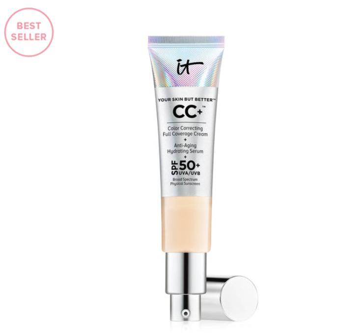 It Cosmetics イット コスメティクス ユア スキン バット ベター 【32ml】CCクリーム SPF50+ Your Skin But Better