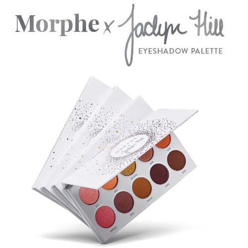 Morphe モーフィー×ジャクリンヒル 10色×4 全セット アイシャドウパレット THE VAULT