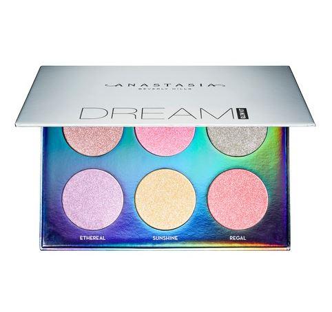 アナスタシア ビバリーヒルズ Dream Glow Kit 6色 ハイライターパレット Anastasia Beverly Hills