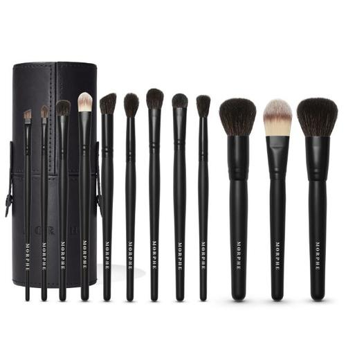 Morphe Brushes モーフィー ブラシ12本セット ケース付き VACAY MODE BRUSH COLLECTION