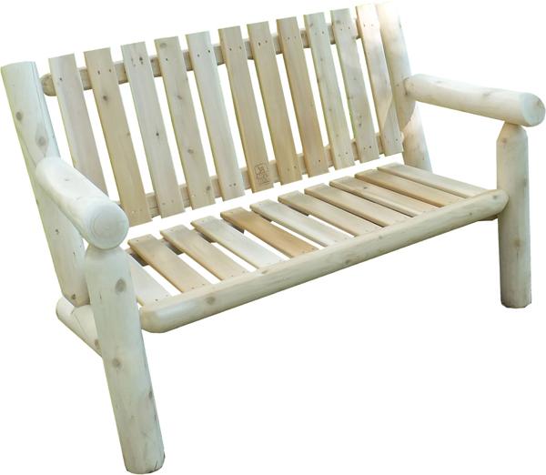 パークベンチ ガーデニング チェア 椅子 カントリー ローズ イングリッシュ ガーデン 庭 玄関 屋外 おしゃれ オシャレ 2P 二人掛け 天然木 木製 エクステリア ウッドデッキ テラス バルコニー ベランダ