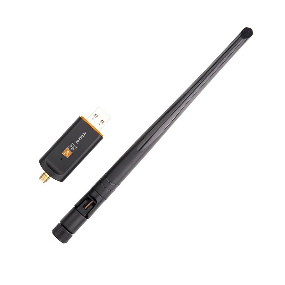 国内正規総代理店アイテム 送料無料 アンテナ 1200Mbps 5dbi USB WiFi 無線LAN 子機 安定 アダプタ 高速 ハイパワー 人気ブランド多数対象 データ伝送 通信接続 BALI4