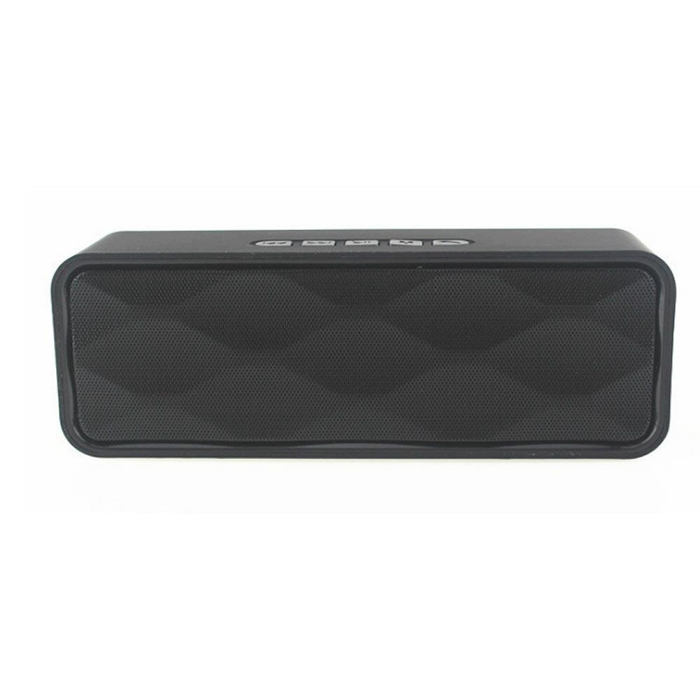 マイク付き MicroSDカード対応 ファッション通販 ウレタギーラ ブラック 高音質 ブルートゥース4.2 スピーカー 有名な Bluetooth 通話 マイク 小型 URETAGIRA-BK ハンズフリー 無線 SDカード 重低音