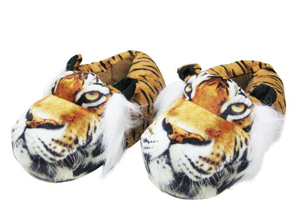 03de1223b60 Lavieen Tiger Room Shoes Slippers Fashion Slipper Cute