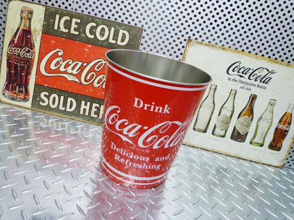 Coca Cola Recycle Bin
