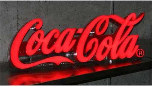 Lavieen ★ National Coca Cola ( Coca Cola ) Led Neon Signs
