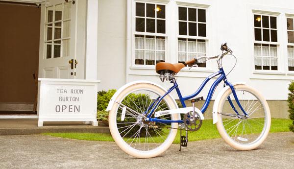 ビーチクルーザー NEW SANTA CRUZ サンタクルズ 全4色 西海岸 自転車