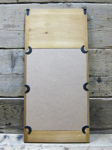 Lavieen American Wall Mirror Easy Deconatural Pub Miller Mirror