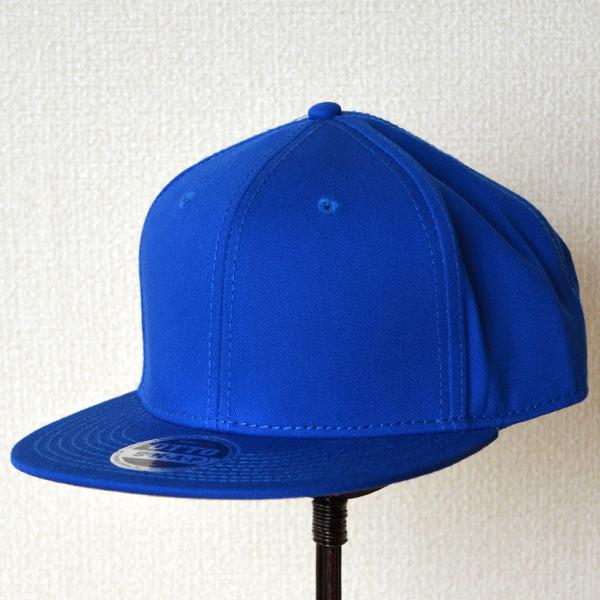 Hats   caps (flat visor cotton) Otto Otto plain (Royal Blue   Blue)   DM  flight (former) non-men s women s otto casual plain 2f789b34e1b