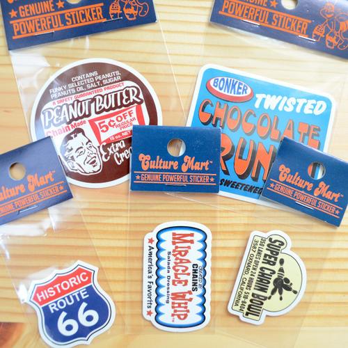 Advertising sticker (S) North Dakota Bowling Green / White seal American  waterproof specification # 021