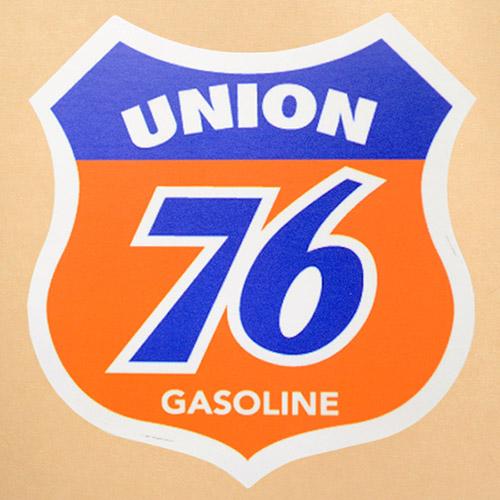 lazystore | rakuten global market: resin stickers / seals union 76