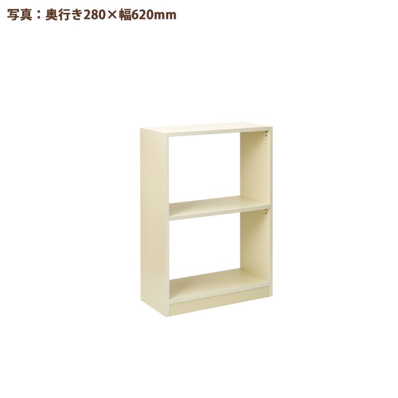 基本型が作れる一番シンプルな 側板 棚板 底板 取付金具 日本製 をセット バリューキット 奥行160 選択 外寸幅620 基本タイプ 高880