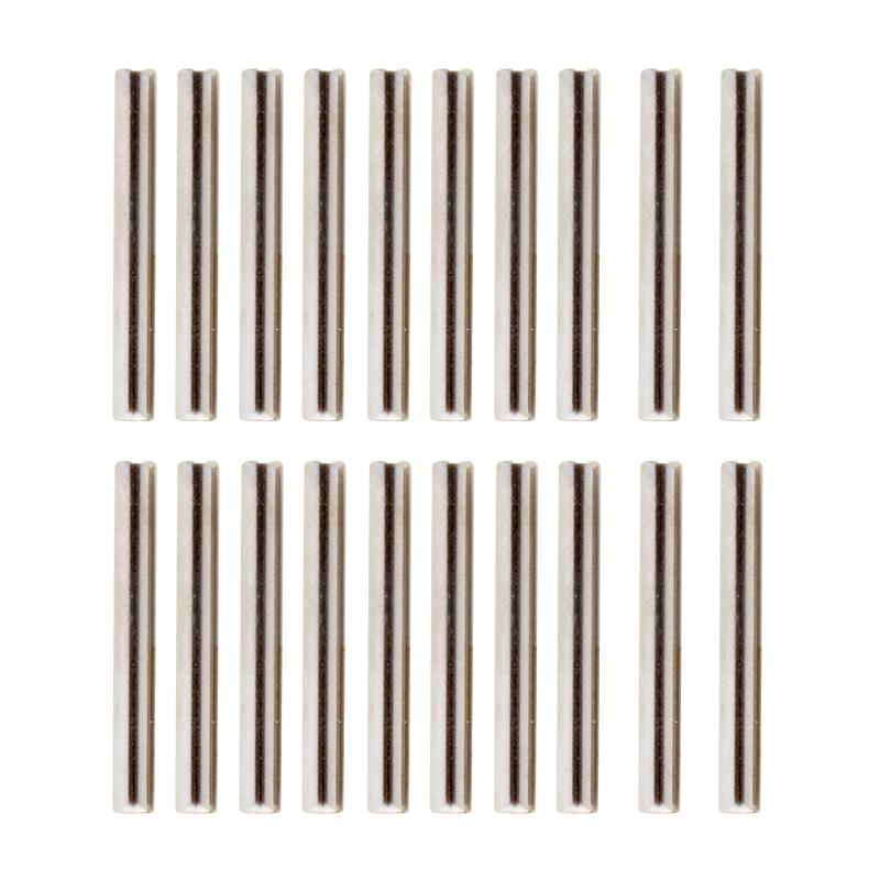 主に可動棚板を取り付ける金具として使用します 棚板ピン 価格 大特価 20本入り LB86 棚板5枚分