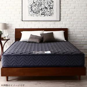 フランスベッド 端までしっかり寝られる純国産マットレス プロ・ウォール シングルサイズ
