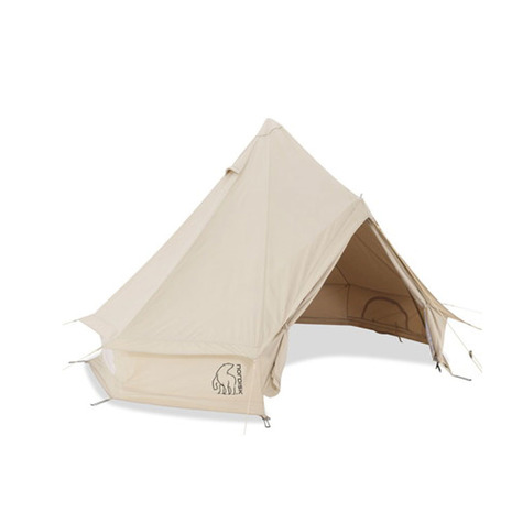 ノルディスク アスガルド12.6 テント 242023 キャンプ用品 ドーム型テント (Men's、Lady's、Jr)