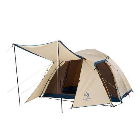 ホールアース(Whole Earth) アースドーム 270 3 WE27DA07. キャンプ用品 ドーム型テント (Men's、Lady's、Jr)