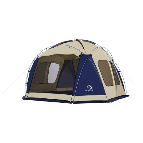 ホールアース(Whole Earth) EARTH SCREEN TENT WES17F00-0003 テント キャンプ (Men's、Lady's)