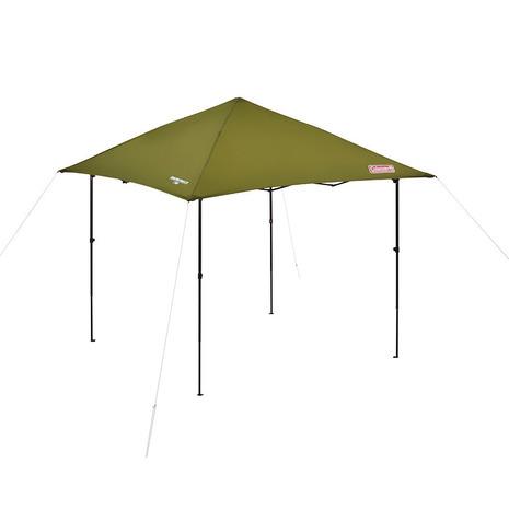 テント 簡易 ワンタッチ インスタントバイザーシェード? M 2000038153 オリーブ