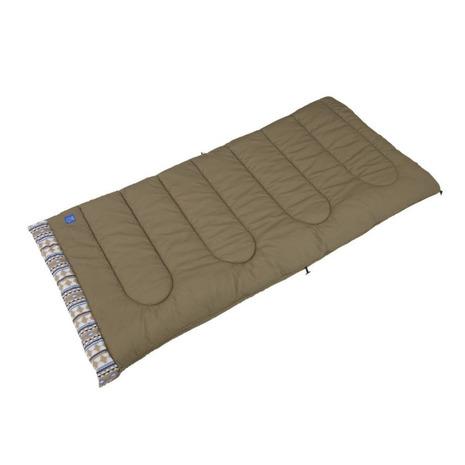 シュラフ 寝袋 封筒型 化繊 寝具 コンパクト 折りたたみ 軽量 LARGO 10 WE23DE25 OLIVE