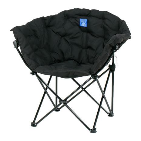 椅子 チェア スチール アウトドア おしゃれ 在宅ワーク 折りたたみ キャンプ コンパクト クラムチェア WE23DC35 BLK ベランピング