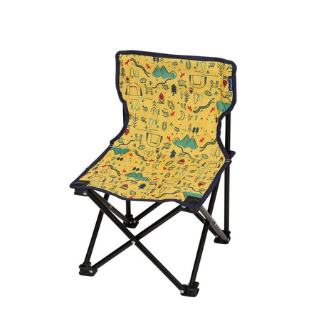 クーポン配布中 スーパーセール期間限定 Whole 新作続 Earth 椅子 チェア スチール アウトドア ラッピング無料 HAPPY レディース TIME WE23DC30 CHAIR YEL メンズ