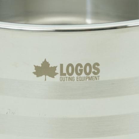 ロゴス(LOGOS) 3層・ステンレス吊り鍋セット2 81210003 (Men's、Lady's、Jr)